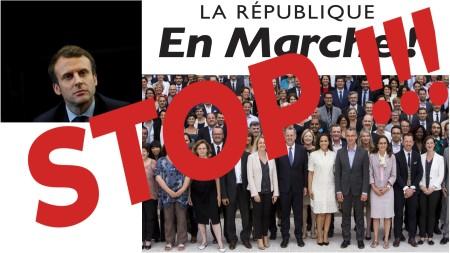 stop Macron députés EM